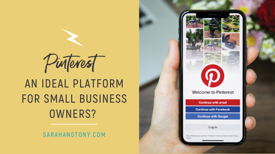 Pinterest |An Ideal Platform for Small Business Owners?