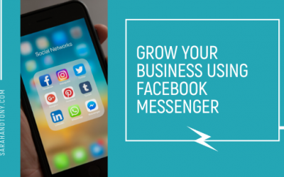 Grow Your Business Using Facebook Messenger