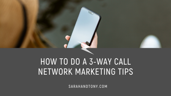 how to do a 3-way call