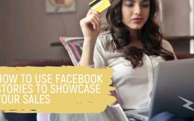 How to use Facebook Stories to Showcase your Sales